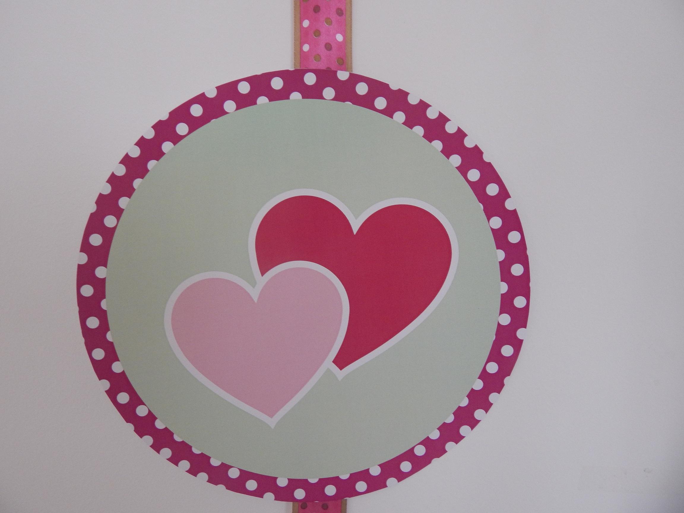 FESTA CLEAN Corujinhas rosa e verde  (118)