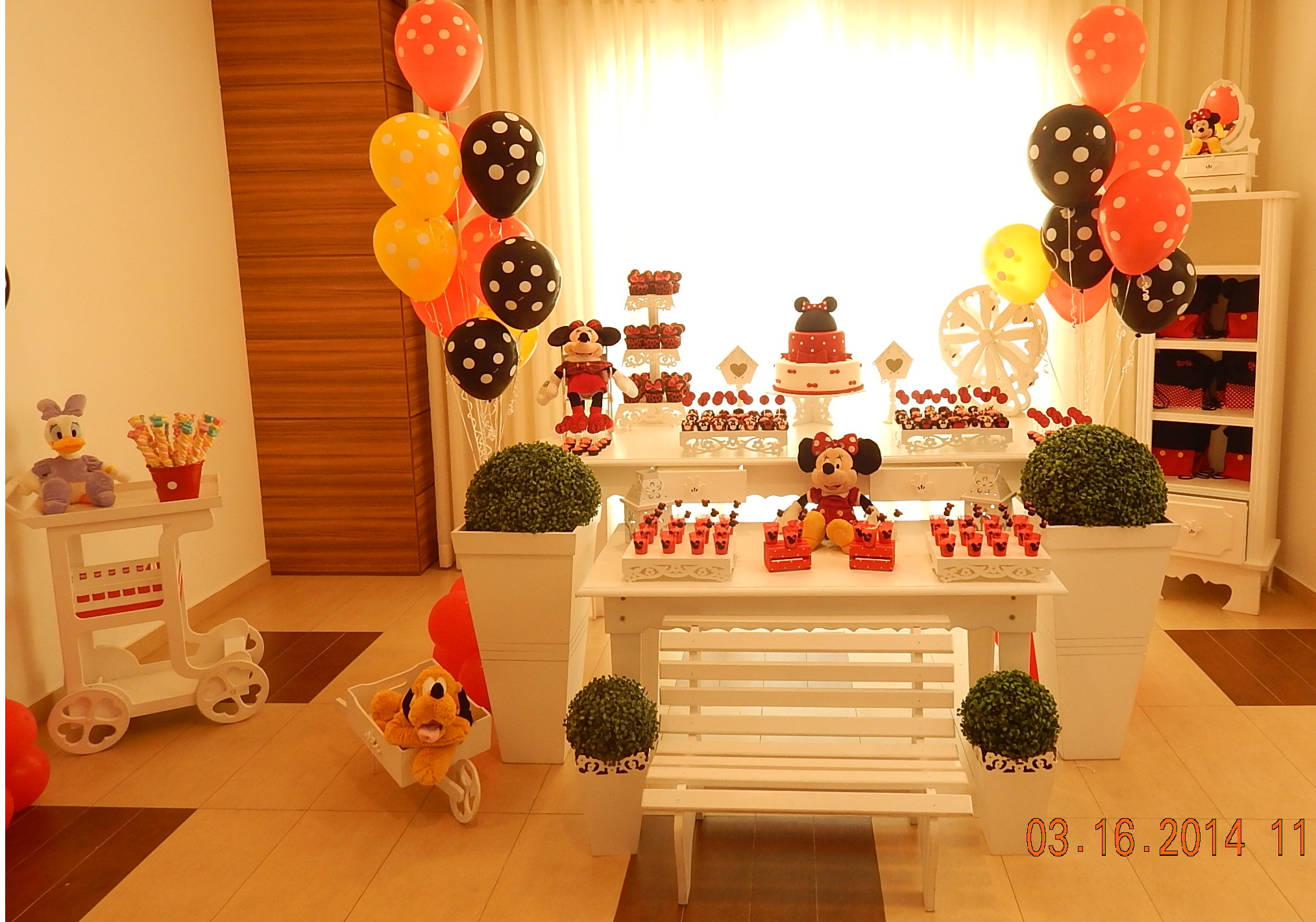FESTA CLEAN MINNIE  (86)