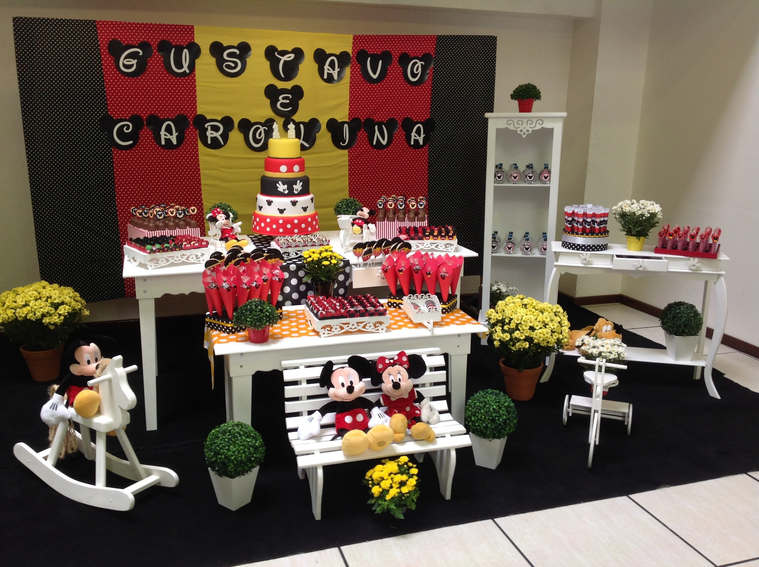 FESTA CLEAN Mickey & Minnie2