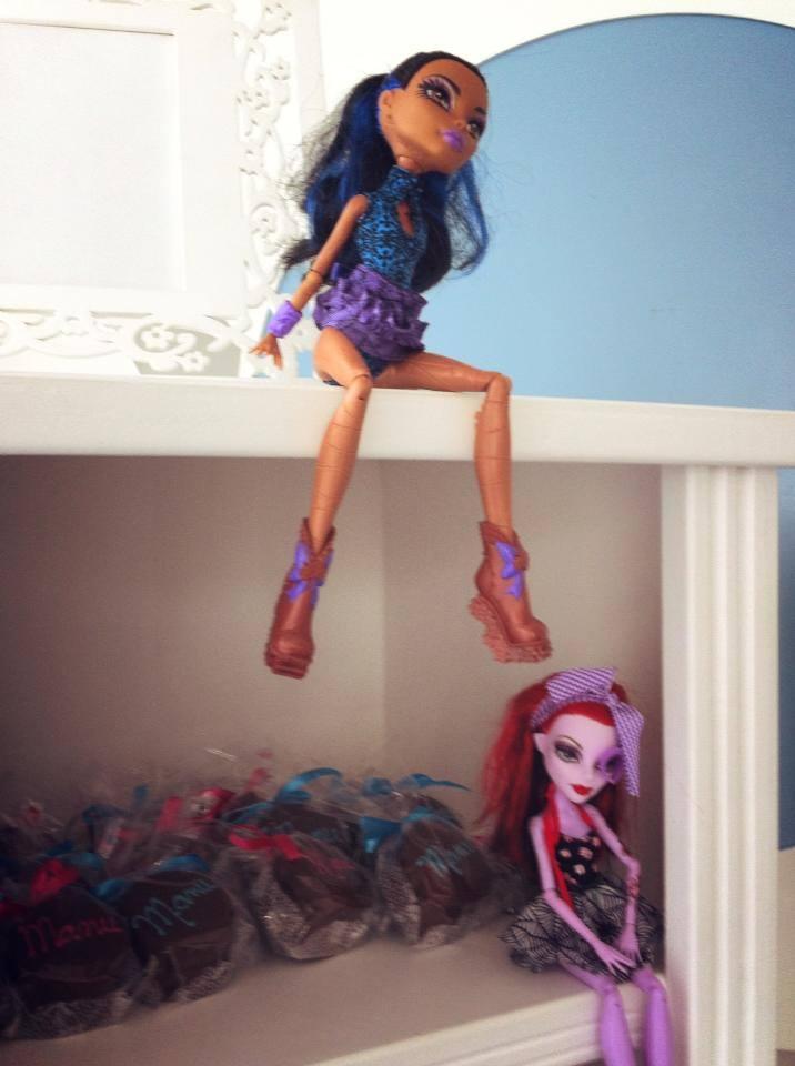 FESTA CLEAN Monster High  (33)