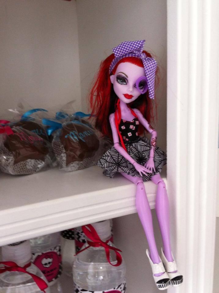 FESTA CLEAN Monster High  (9)