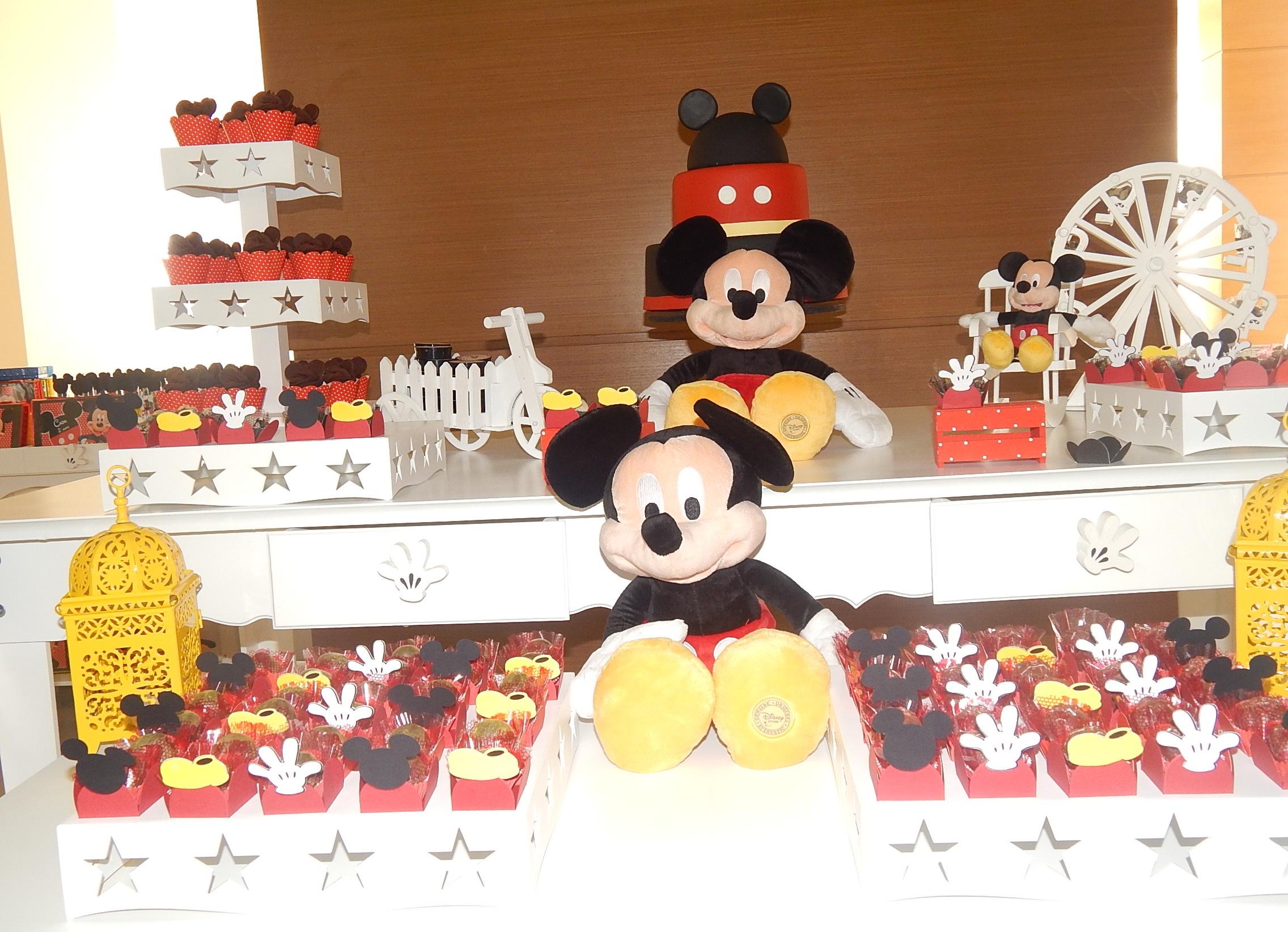 FESTA CLEAN Mickey para o Cadu  (12)
