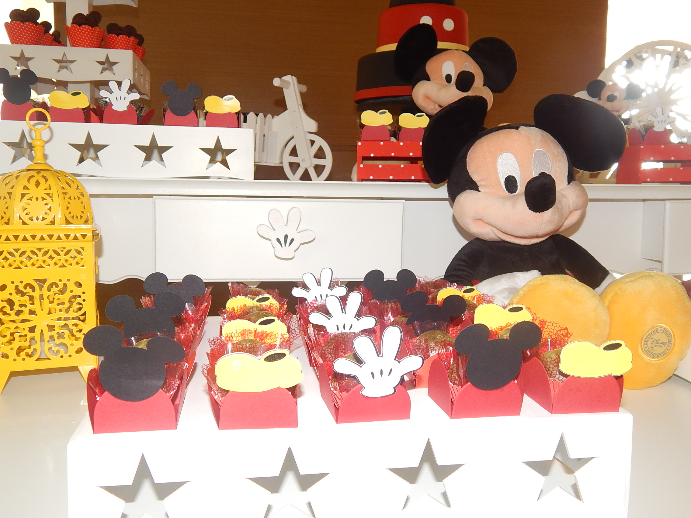 FESTA CLEAN Mickey para o Cadu  (13)