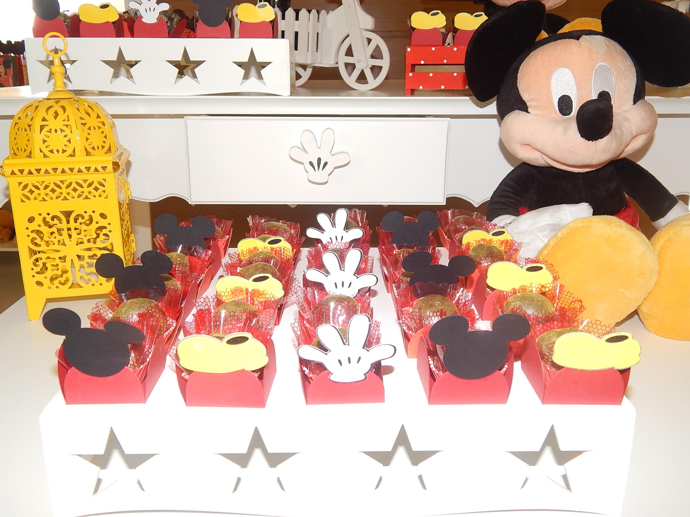 FESTA CLEAN Mickey para o Cadu  (18)