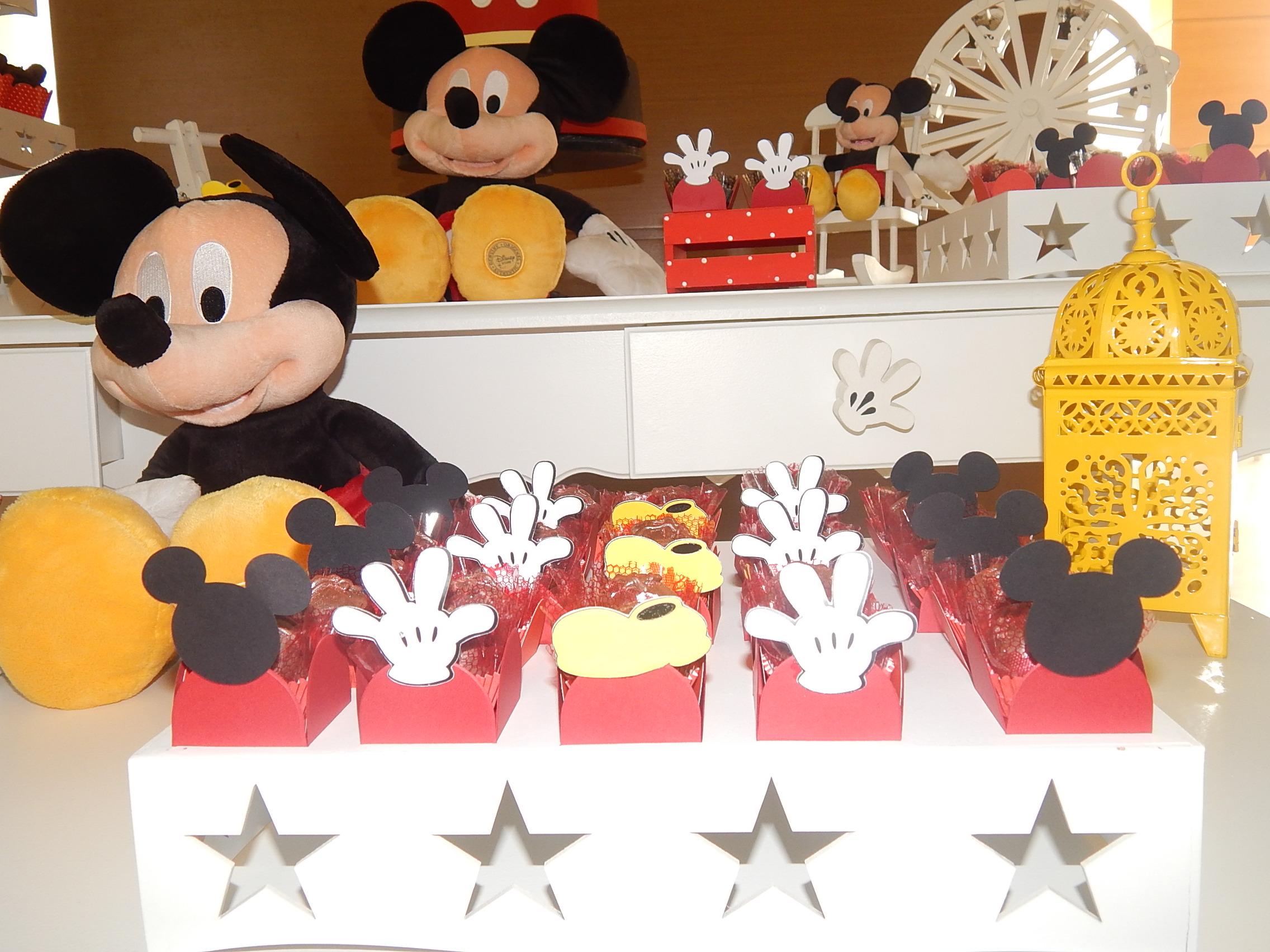 FESTA CLEAN Mickey para o Cadu  (19)
