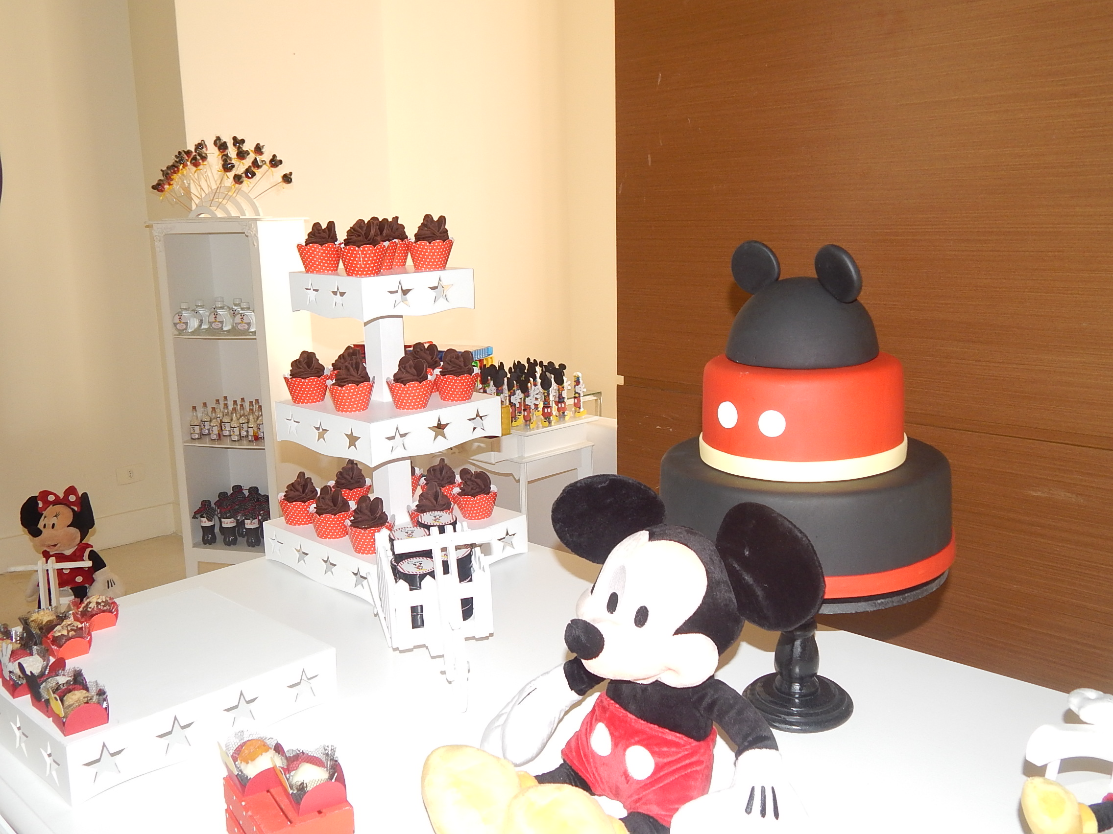 FESTA CLEAN Mickey para o Cadu  (20)
