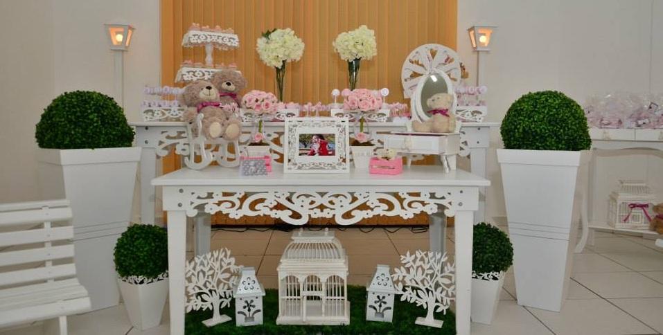 FESTA CLEAN Ursos rosa e branco (1)