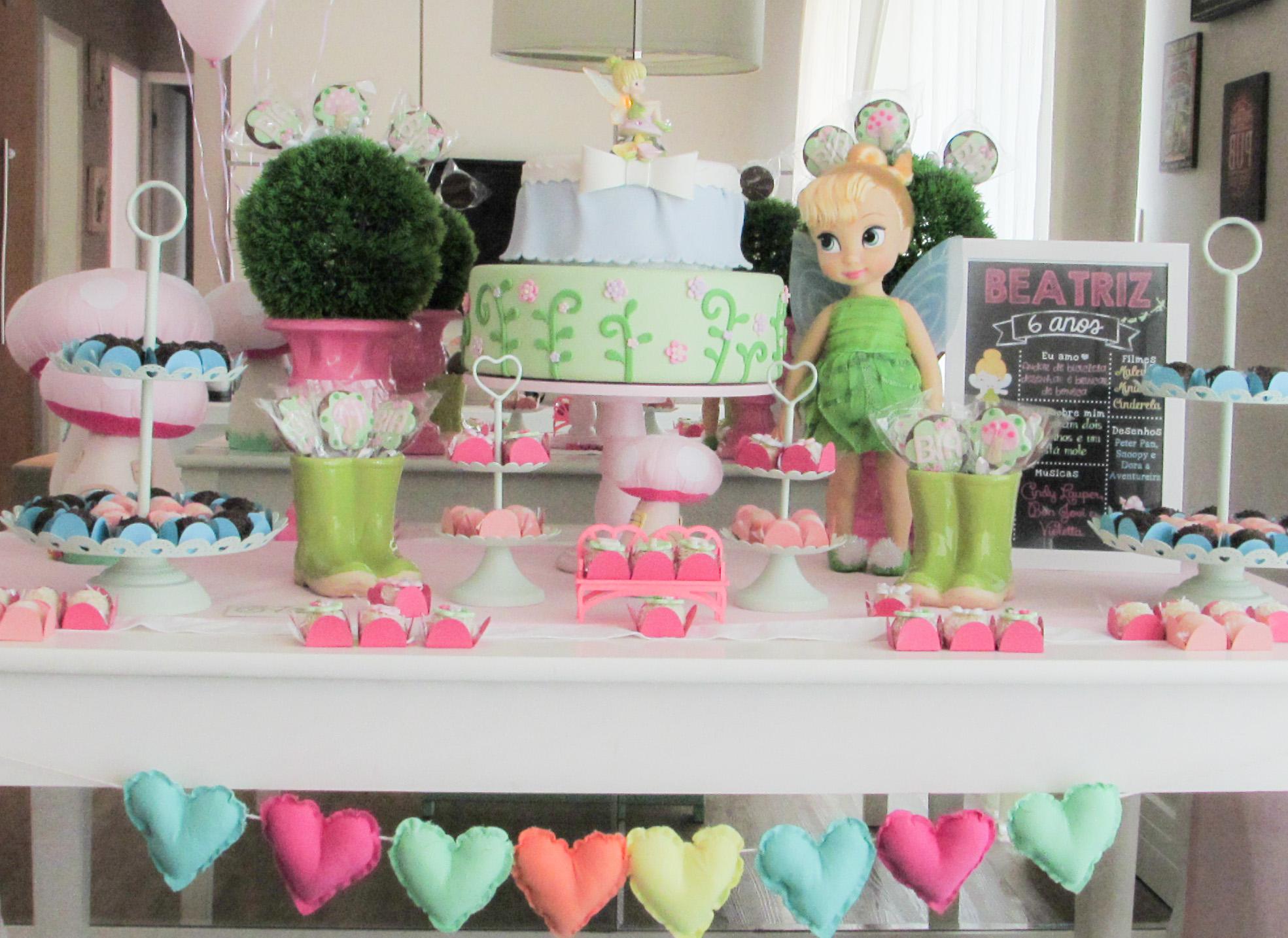 Festa Clean Tinker Bell 3