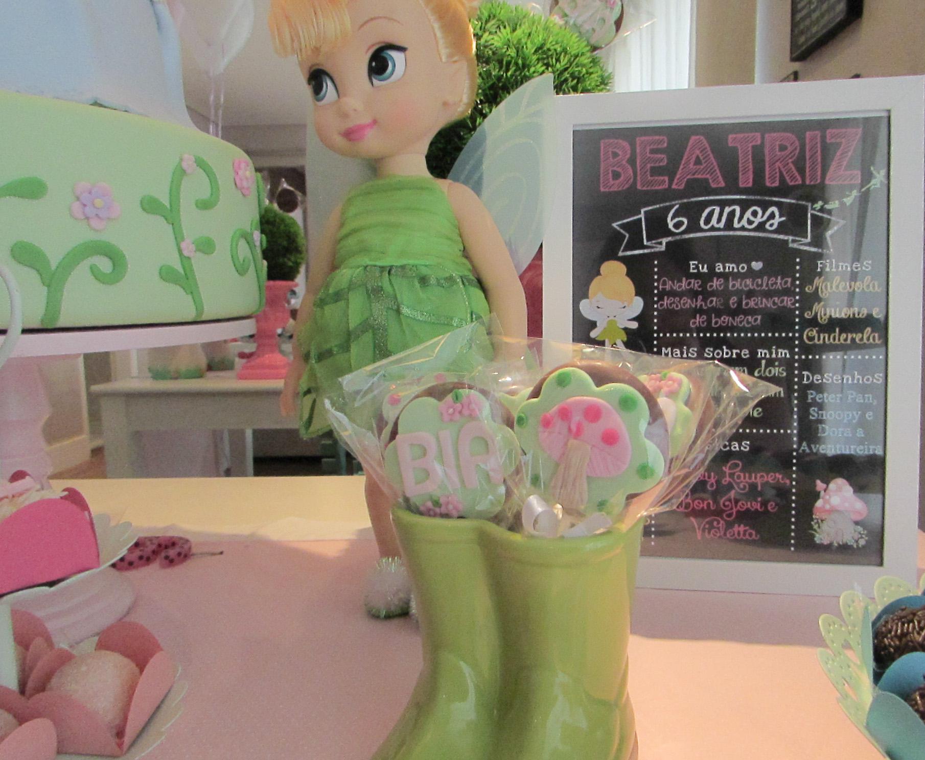 Festa Clean Tinker Bell 4