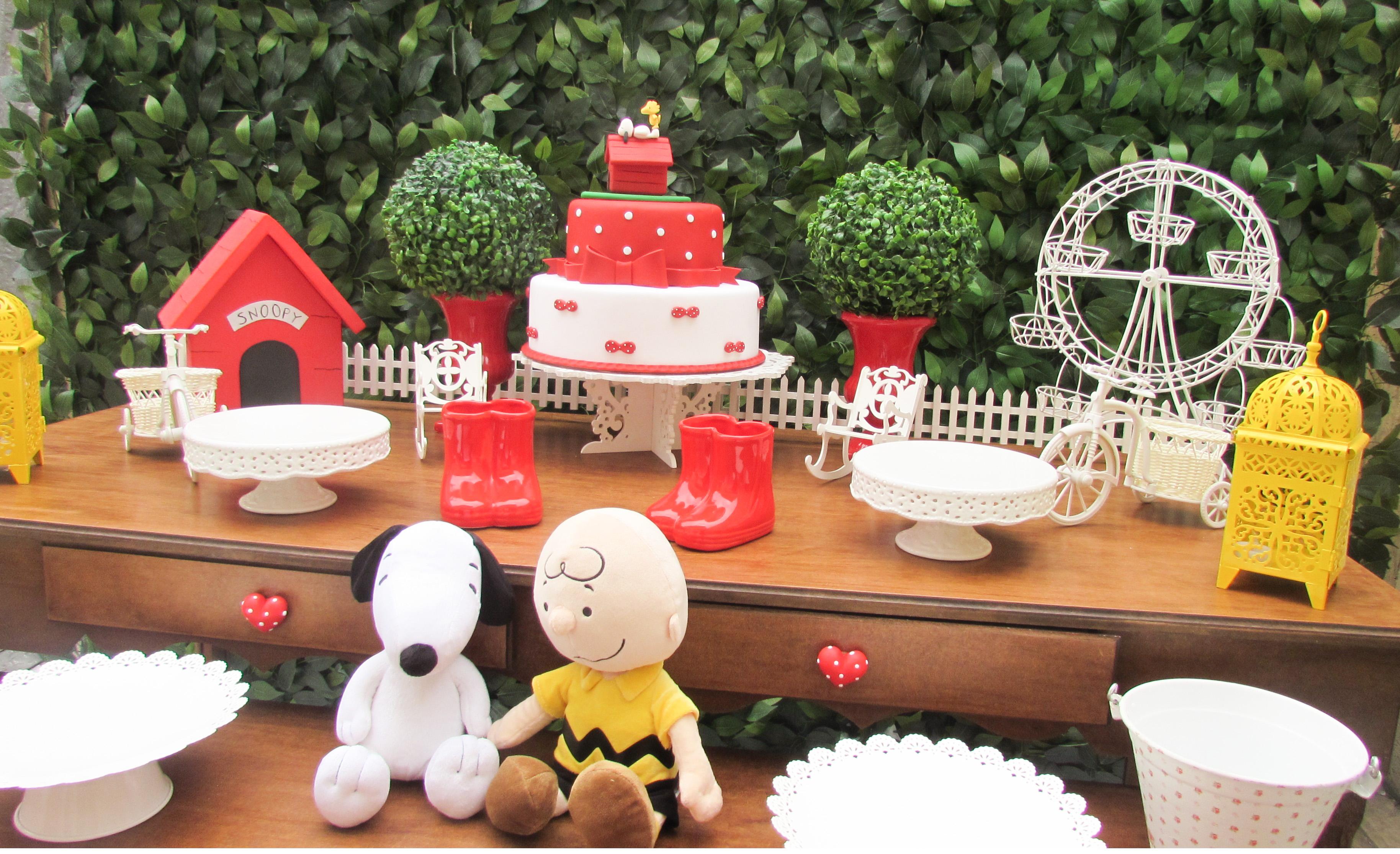 Snoopy para meninas